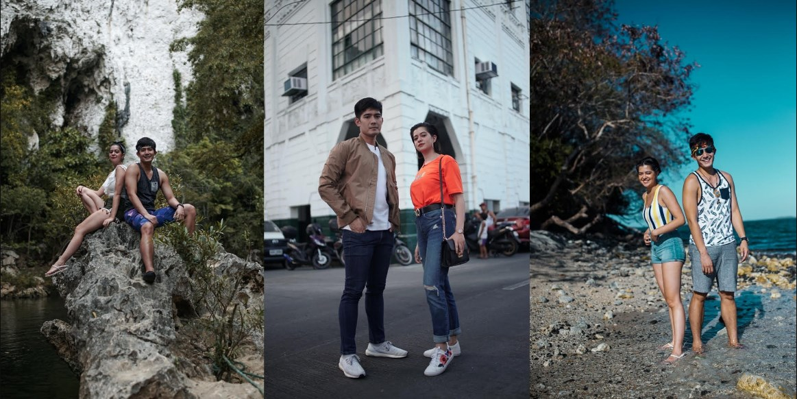 Robi Domingo and Sue Ramirez in new iWant Travel show, UNLISTED