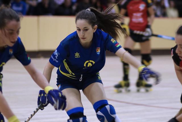 OK Liga femenina 2019-20 Alcorcón-Palau