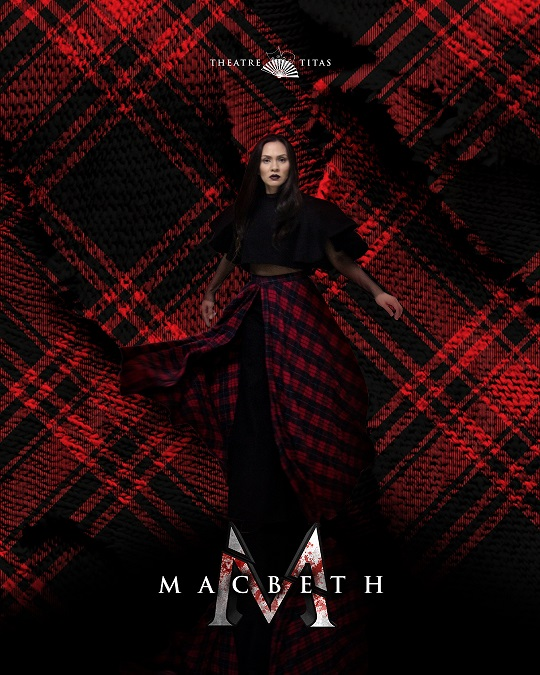MACBETH 2019 Issa Litton as Lady Macbeth