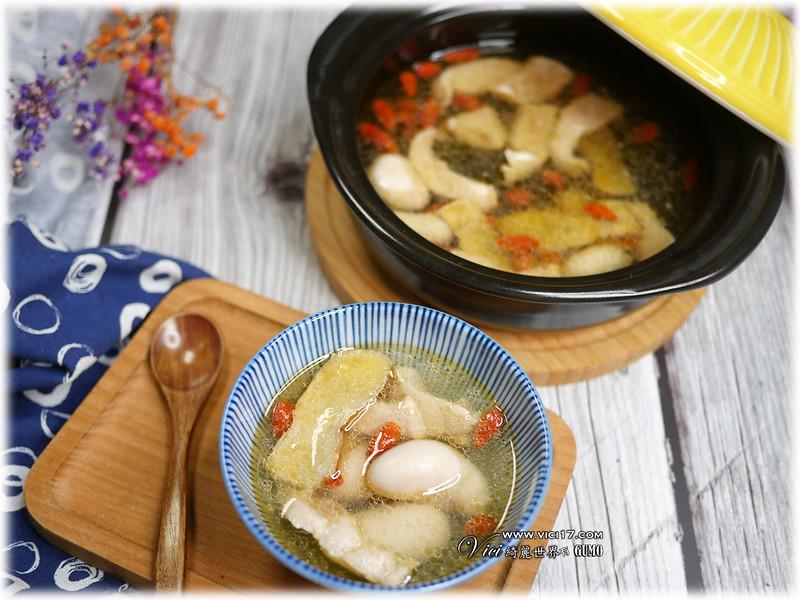 麻油松阪雞胇湯057