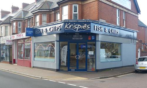 Krispies, Exmouth - 23 October 2019