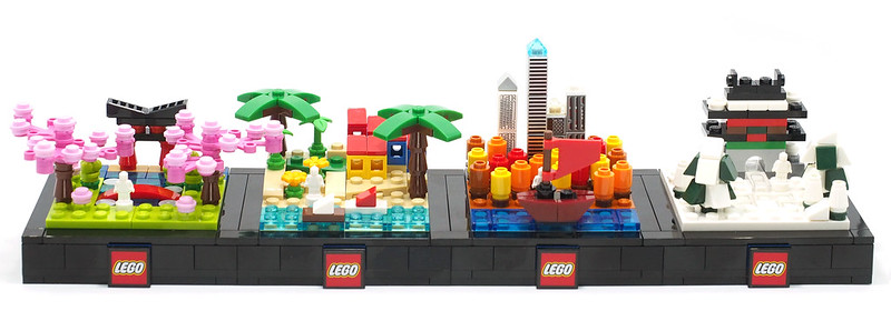 Toys 'R' Us LEGO Bricktober Winter 2019