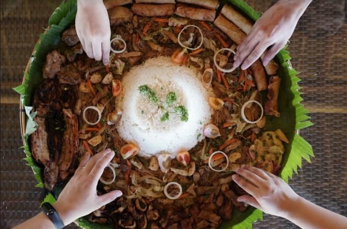 Food-tripping in Capiz