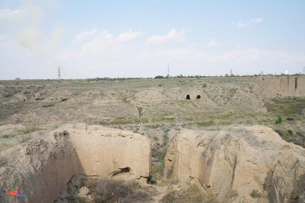 寧夏水洞溝景點