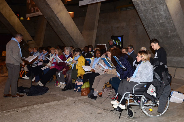 Pèlerinage Diocésain à Lourdes 2019. Troisième journée (23 octobre 2019).