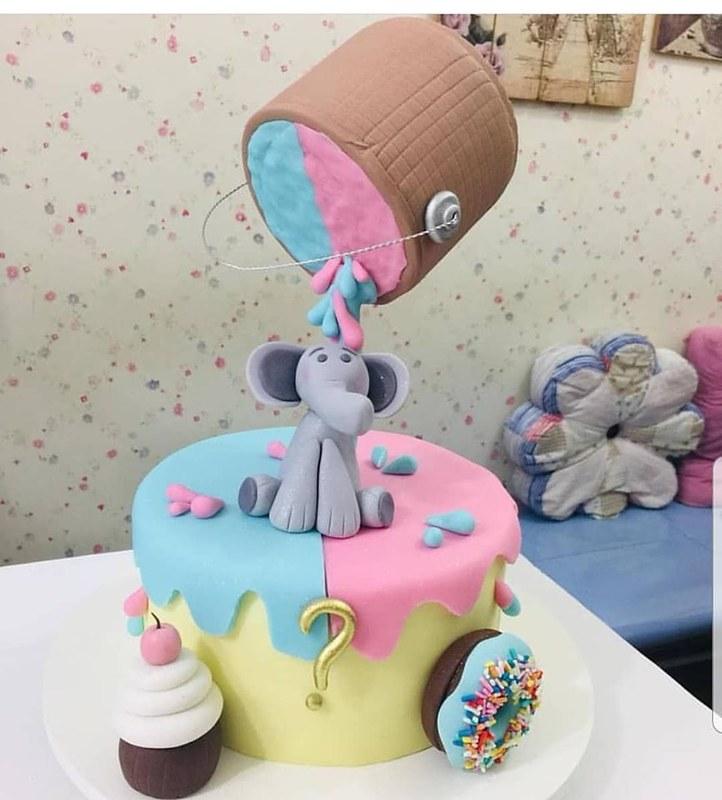 Cake by Ateliê Escola de Confeitaria