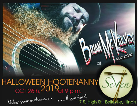 Brian McKelvey 10-26-19