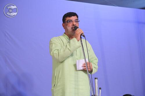 Vivek Mauji Ji Coordinator Prachar, Delhi