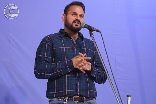 Speech by Shobhit Chaudhary, Faridabad HR