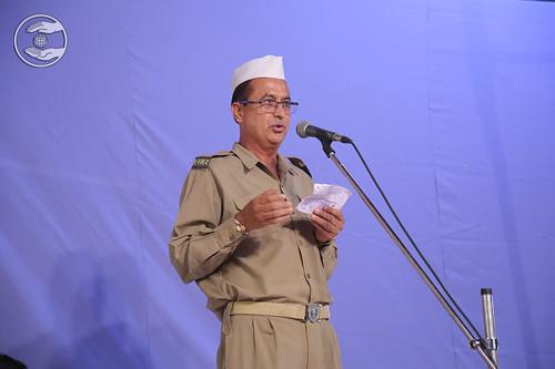 Prince Sapra Ji presented Kavita