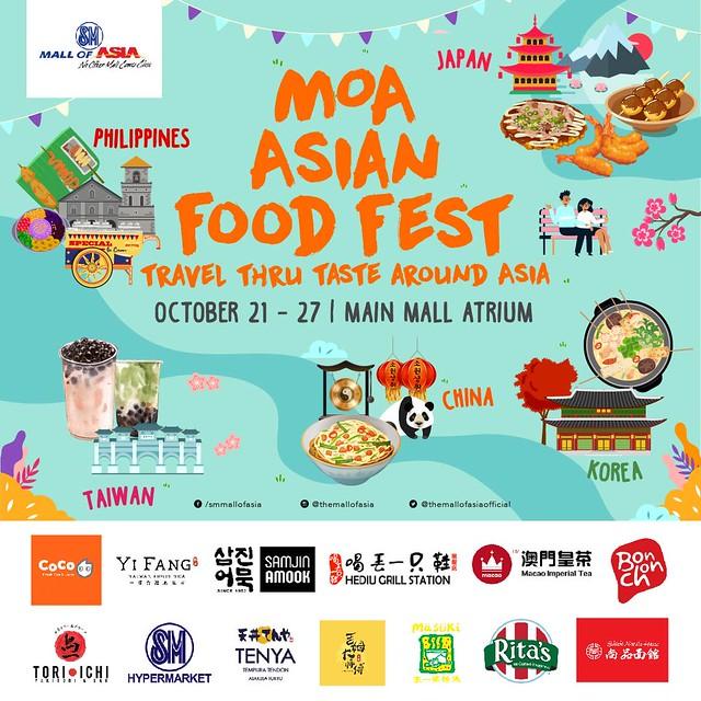 MOA Asian Food Fest_FB_IG Post 1080 x 1080px
