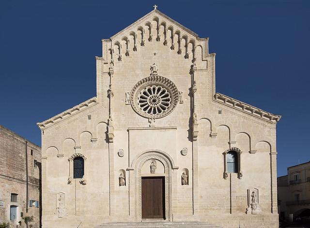 Basilicata - Matera - Cattedrale