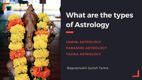 What are the types of astrology?