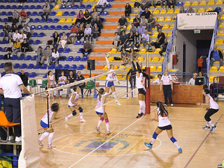 volley academy gioia