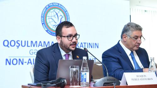 Venezuela participa en la I Cumbre de Juventud del Mnoal