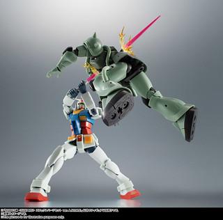 光束!實彈!斬擊!爆炸!ROBOT魂《機動戰士鋼彈》特效零件套組(エフェクトパーツセット) ver. A.N.I.M.E.