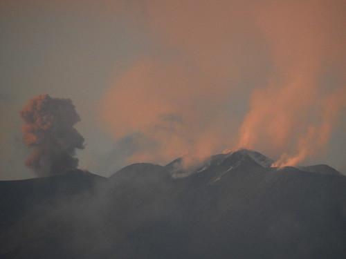 Catania - L'Etna