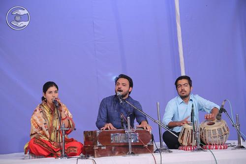 Vikash Dua and Saathi presented Geet