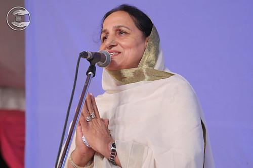 Sheela Bajaj Ji presented speech, Faridabad HR