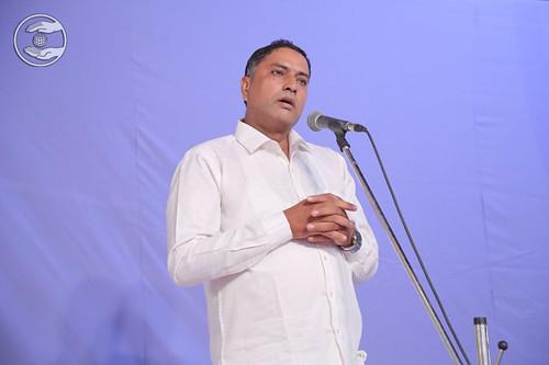 Speech by Mahesh Ji, Faridabad HR