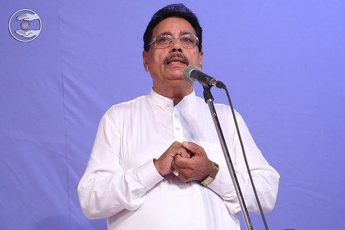 Speech by Charan Das Ji, Faridabad HR