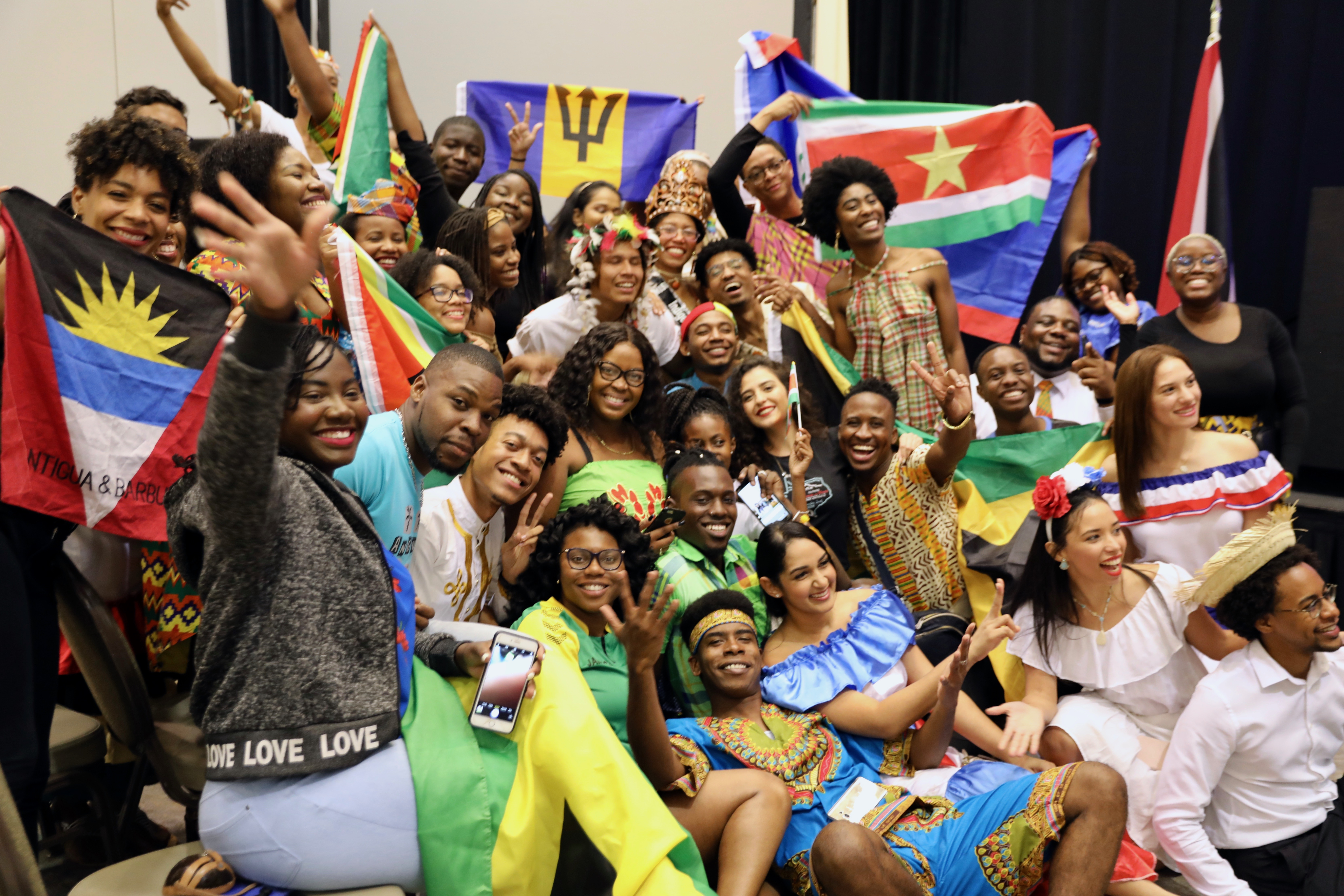 Trinidad #1: First Caribbean Congress on Youth and Adolescent Health