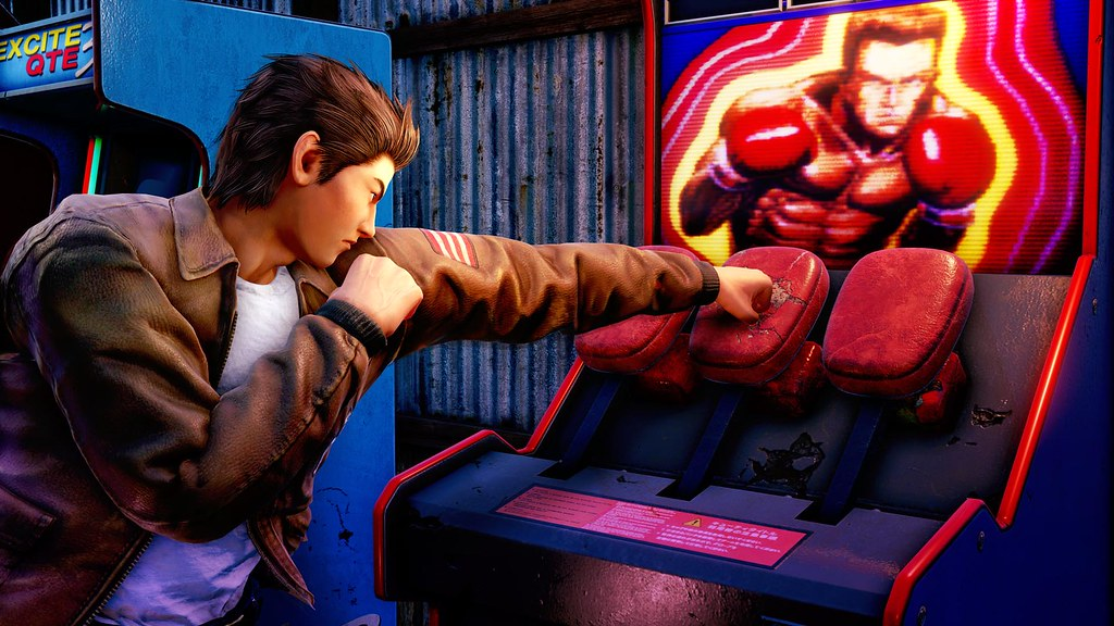 Shenmue III on PS4