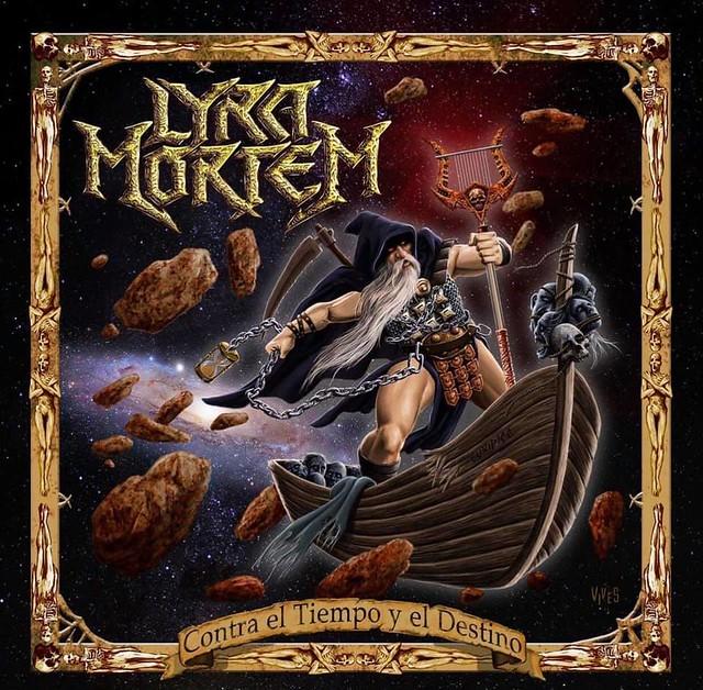 Lyra Mortem Contra el tiempo y el destino