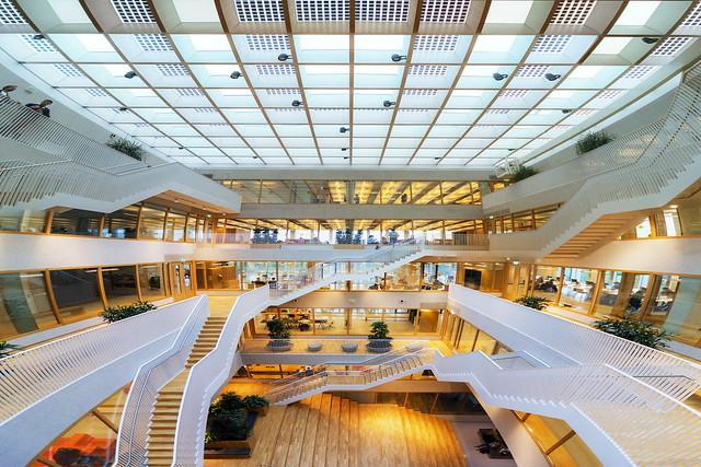 Polakbuilding Rotterdam