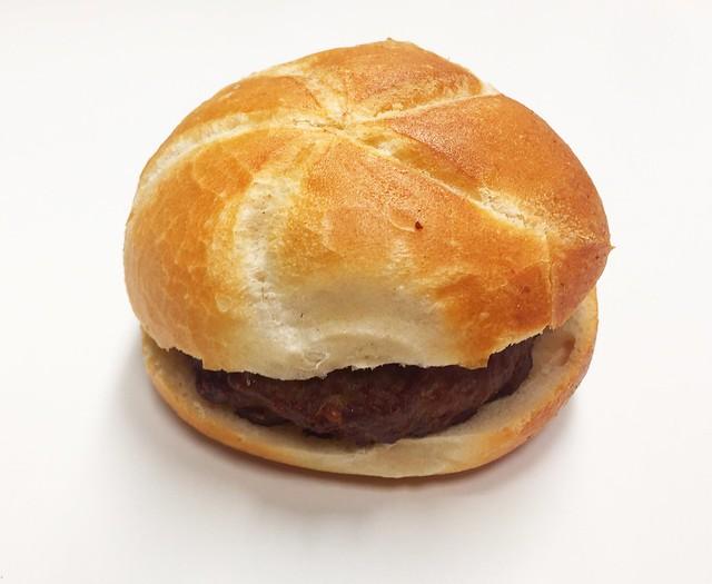 Meat ball bun / Frikadellenbrötchen