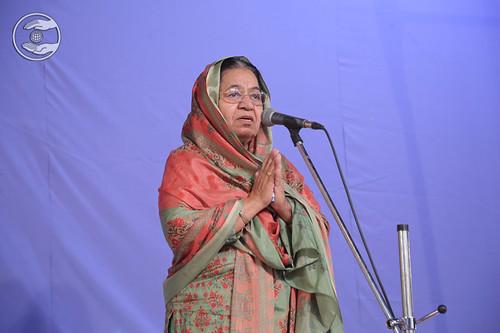 Speech by Prabha Malhotra Ji, Faridabad HR