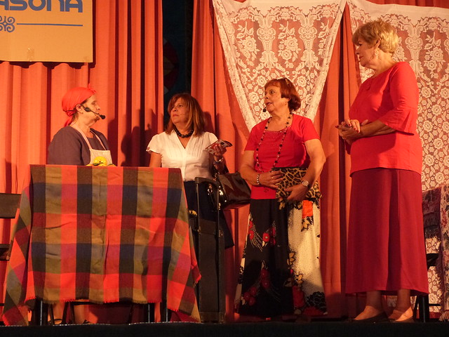 Teatro Raíces y Ramas en Altavista