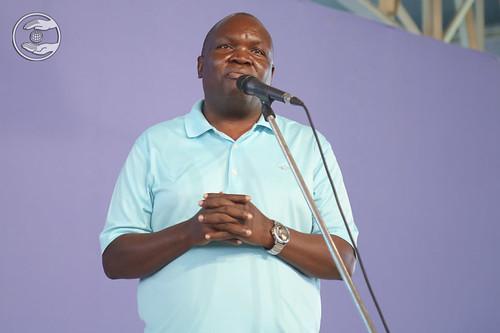 English speech by Dr. Jukku Ji, Uganda