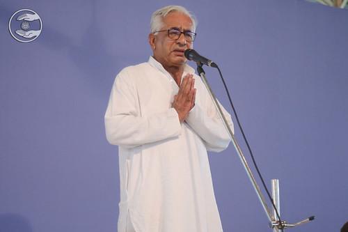 Speech by Ramesh Thukral Ji, Dilshad Garden DL