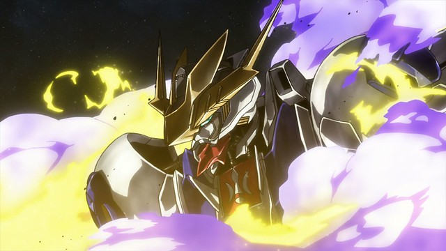 【TAMASHII NATION 2019】METAL ROBOT魂《機動戰士鋼彈 鐵血孤兒》天狼王型獵魔鋼彈(ガンダムバルバトスルプスレクス)試作品公開!