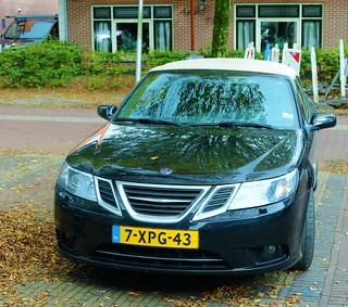 2009 Saab 9-3 Cabriolet