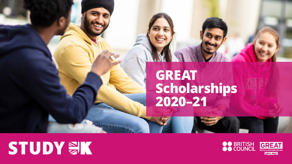 GREAT Scholarships 2020