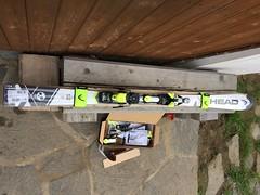 Nové FIS slalomky Head Worldcup Rebels i.SL RD Pro - titulní fotka