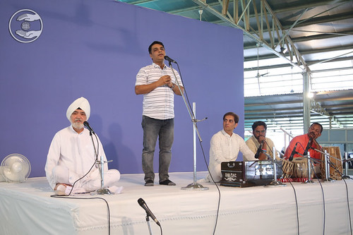 Speech by Navin Bhashi Ji, Patel Nagar DL