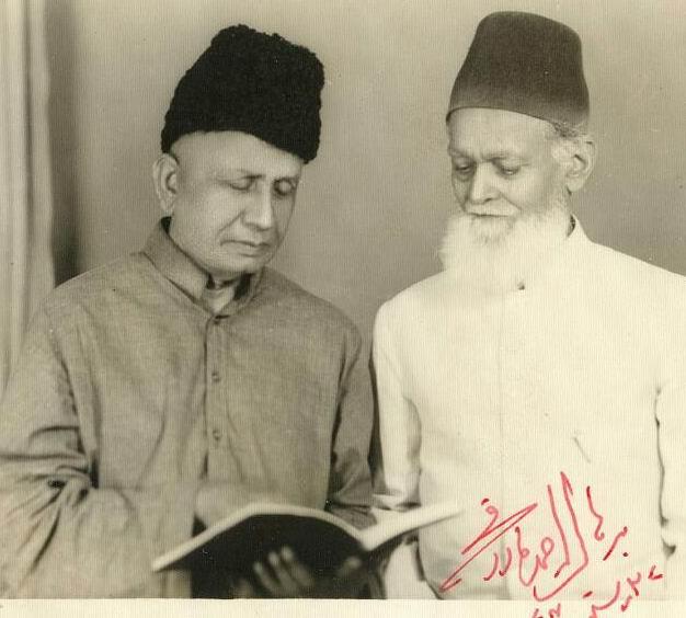 Ehsan Danish (احسان دانش) with Dr Burhan Ahmad Farooqi (He…   Flickr