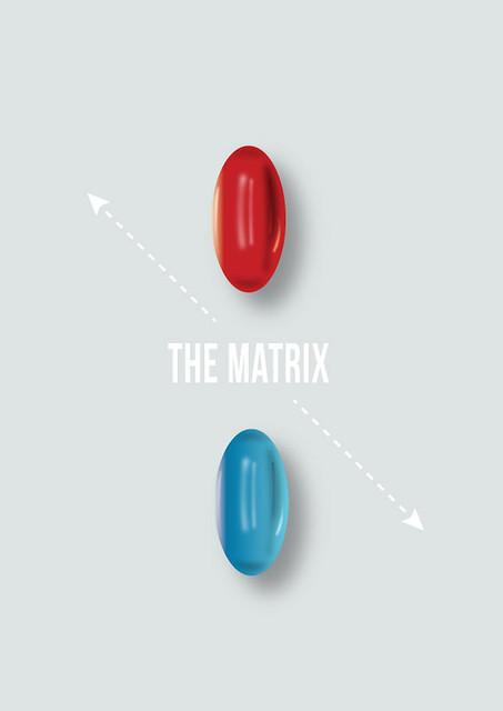The Matrix - Alternative Movie Poster