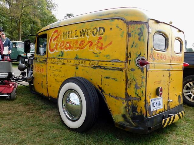 1935 Chevy Panel