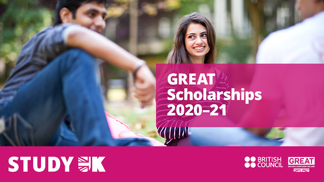 Turkey GREAT Scholarship 2020