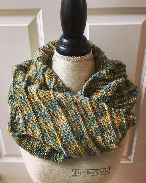 Totally Biased: Hand-dyed yarn