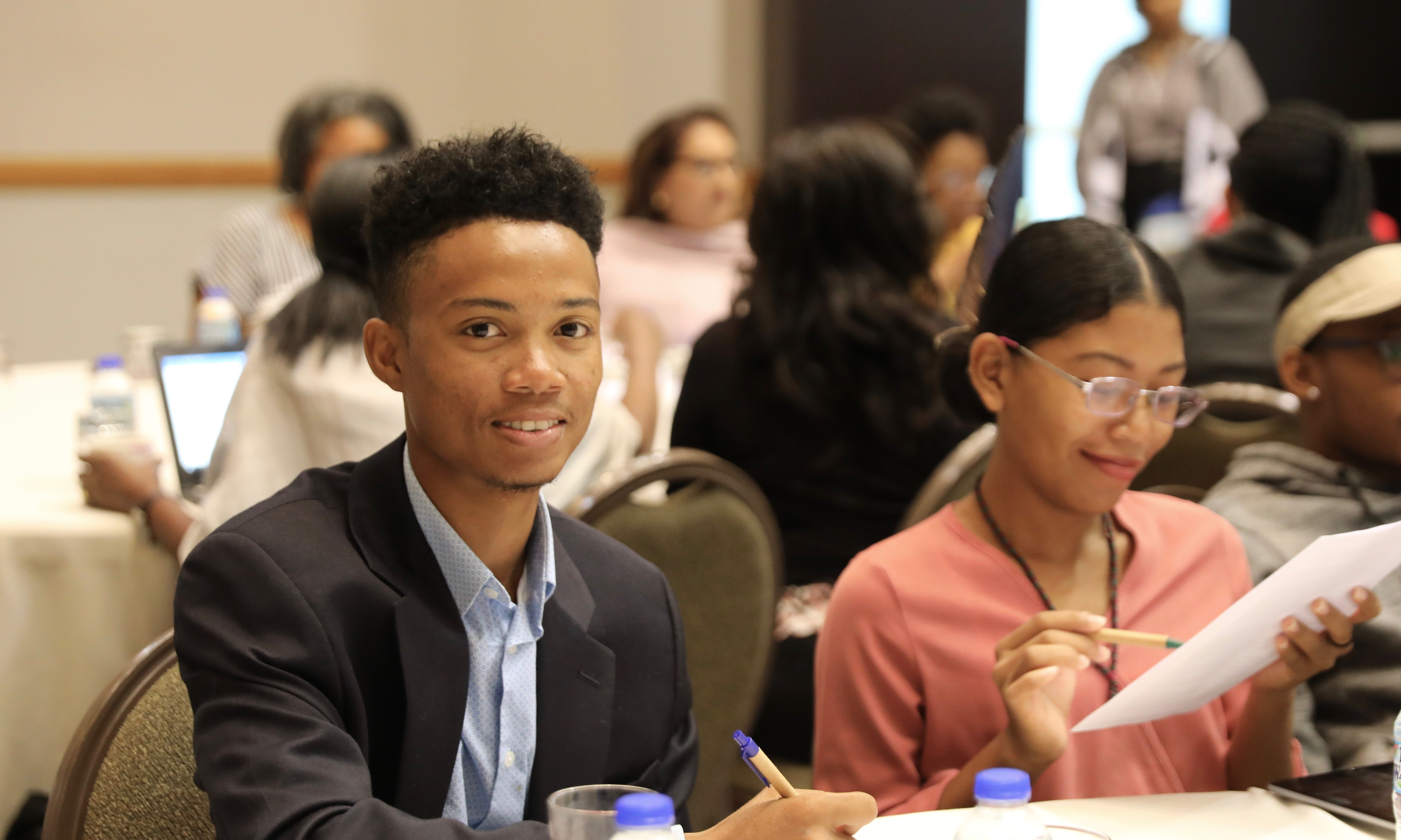 Trinidad #2: First Caribbean Congress on Youth and Adolescent Health