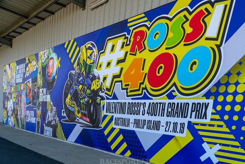 Rossi 400e Grand Prix
