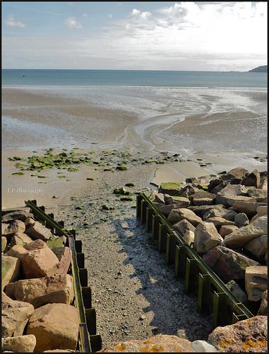 penzancecornwall views coastalviewsofpenzance sea sky sand beaches rocks nikond7000 nikkor18300 holiday clouds cornwall penzance