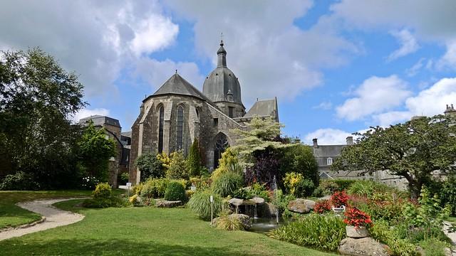 Abbaye Notre-Dame...Saint-Sever-Calvados