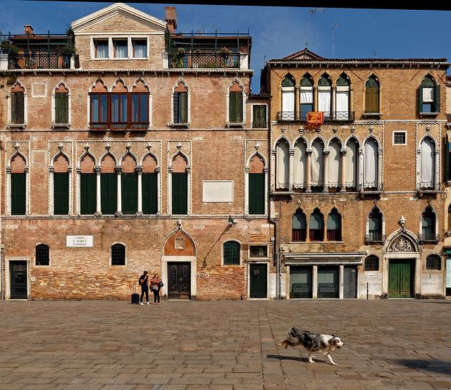 Venezia / Campo Santa Maria formosa / Palazzi Donà