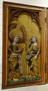 Lubeck - St Annen Museum